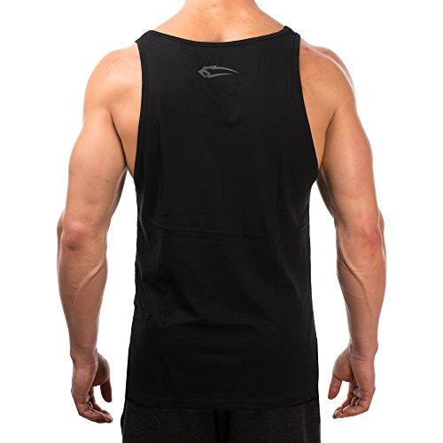 fb81ab91f555 SMILODOX Tank Top Herren mit Brustasche   Muskelshirt ideal für Sport Gym  Fitness   Bodybuilding   Muscle ...