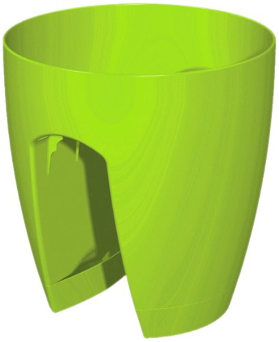 greenbo-planter-macetero-para-barandillas-de-hasta-10-cm-29-x-30-cm-color-verde