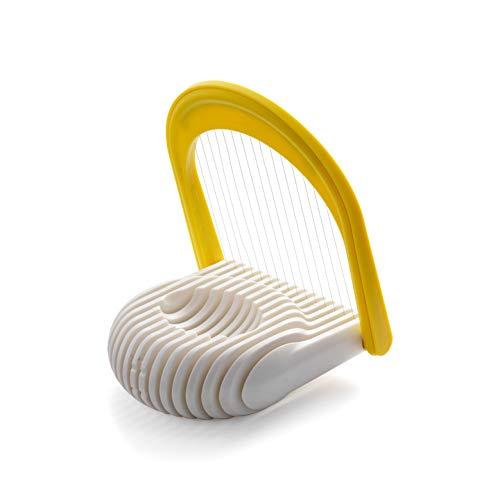 Chef´n 103-466-017 FlipSlice Egg Slicer - Lemon/Meringue Mozzarella Slicer
