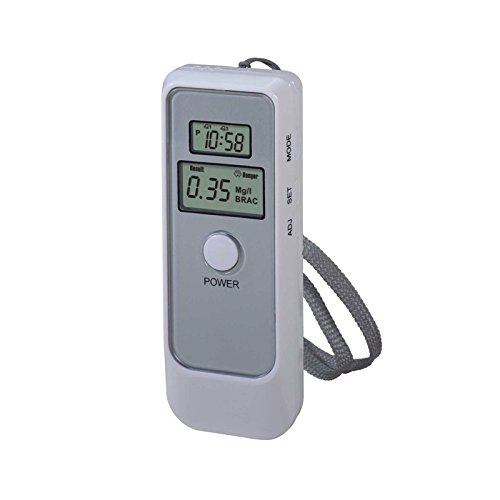 boldscript (TM) Digital LCD Pocket Alkohol Atem TESTER Analysegerät Alkoholtest Alkoholtester Detektor Details Dual Blut yb184-sz +