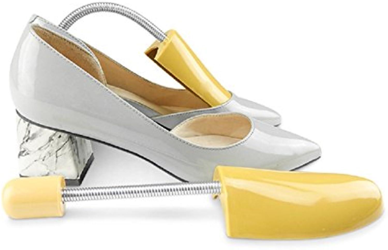 VIO Zapatos Árbol Primavera Zapatos Acabado de Zapatos Antiarrugas Anti-Deformación Zapato Zapatillas de plástico  -