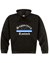 World of Football Kapuzenpulli Supporters-Rostock
