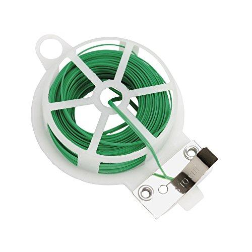 Greengeers 90384 Lien plastique arme avec Dévidoir