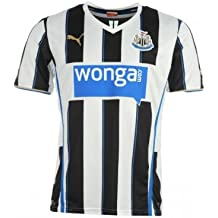 PUMA Newcastle United 2013/2014 Camiseta Local Junior, 81-86cm