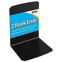 Set of 2 Book Ends - Book Shelf L Book Holder