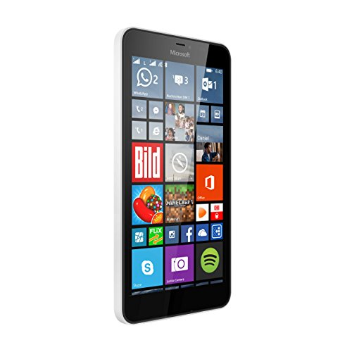 Microsoft Lumia 640 XL Dual-SIM LTE Smartphone - 4