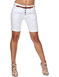 SUBLEVEL Damen D6055Z60379 Chino Shorts