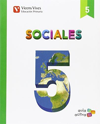 SOCIALES 5 + ASTURIAS SEP (AULA ACTIVA): Sociales 5 Y Separata Sociales 5 Asturias. Aula Activa: 000002 - 9788468215075