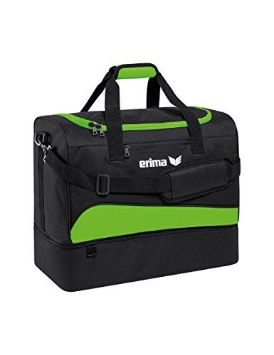 Erima Club 1900 2.0 Bottom Case Bag - green gecko/black green gecko/schwarz