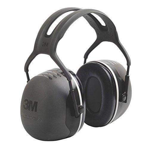 3M Peltor X5 Gehörschutz, 37dB, SNR Schwarz
