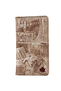 99 Maple Pu Leather Wallet Flip Pouch Case For Nokia Lumia 730