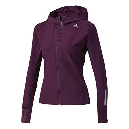 adidas Damen Response Soft Shell Jacke, Rednit, S (Wind Response Jacket-bekleidung Adidas)