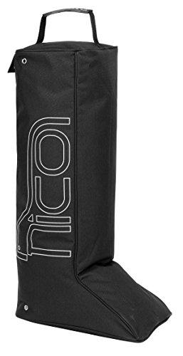 Nico Pferdesport Reitsport Boot Bag Stiefeltasche größe L BRAUN Reitstiefel Sport Freizeit Schule Bag Day pac Fa. Bowatex Pac Boot