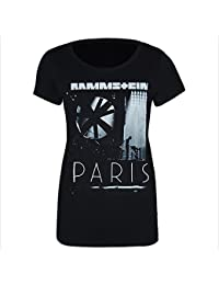 "Rammstein Frauen T-Shirt ""Flake PARIS"""