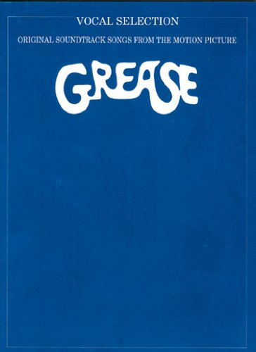 IMP GREASE - PVG Sheet music pop, rock Piano voice guitar