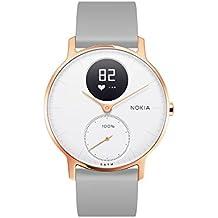 Nokia Steel HR Rose Gold - Montre connectée hybride - Suivi d'activité et rythme cardiaque