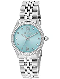 Amazon.it  liu jo - Al quarzo   Orologi da polso   Donna  Orologi d6b6ae0adaf