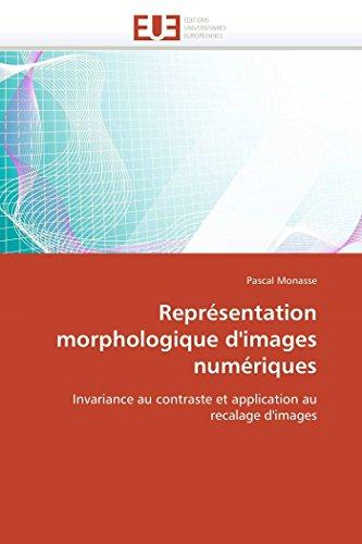Représentation morphologique d'images numériques par Pascal Monasse