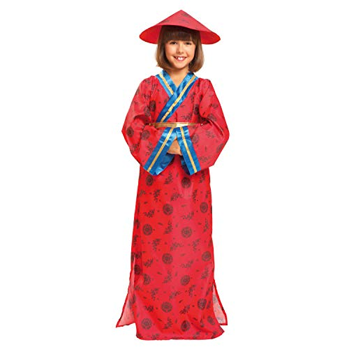 My Other Me Me - Disfraz de China, talla 5-6 años (Viving Costumes MOM01035)