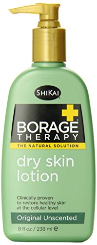 Shikai Products Borage Dry Skin Therapy Adult Formula 235 ml