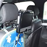 Ultimate Addons soporte de DVD para reposacabezas de coche para Tablet para Philips PET723 reproductor de DVD portátil