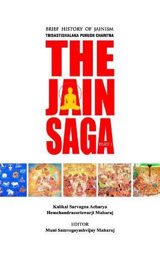 The Jain Saga - Part 1 (English Edition) por Kalikaal Sarvagya Hemchandrasuriswarji