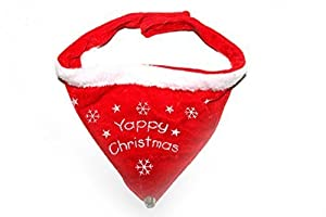 Collier Bandana pour chien Motif Noël Yappy de Noël