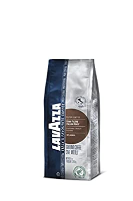 Lavazza Gran Filtro Italian Roast Ground Coffee 6x226.8g by Lavazza