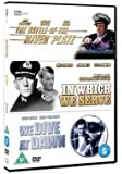 The Battle Of The River Plate/In Which We Serve/We Dive At Dawn [DVD]