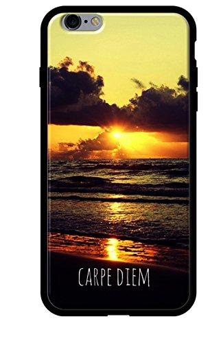 the-kase-collection-coque-pour-apple-iphone-6-plus-6s-plus-cotes-silicone-noir-mat-carpe-diem-par-li