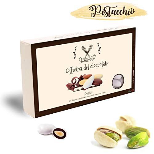 CONFETTI con Mandorla e Crema alla Frutta -PISTACCHIO- 1 KG.