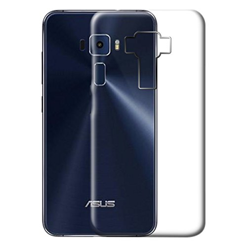 Asus Zenfone 3 ZE520KL (5.2 Inch) Case Soft Back Cover ,Lightweight,Shock Absorbing Transparent Soft Back Case Cover For Asus Zenfone 3 ZE520KL (5.2 Inch)