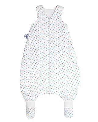 Julius Zöllner–Jersey Jumper Plus–Saco de dormir con piernas y pies, en diferentes diseños y tamaños