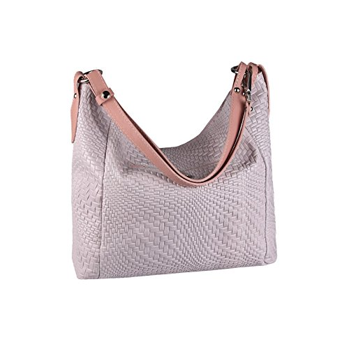 OBC Only-Beautiful-Couture, Borsa tote donna rosa Rosa ca.: 42x33x12 cm (BxHxT) Rosa