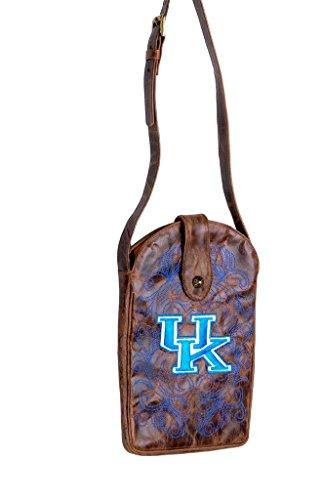Gameday Boots NCAA Damen Geldbörse Kentucky Wildcats, Messing, Einheitsgröße - Kreuz-western-stiefel