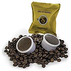 LaCompatibile LAVAZZA ESPRESSO POINT(R) - 100 Capsule Compatibili ORO DI NAPOLI