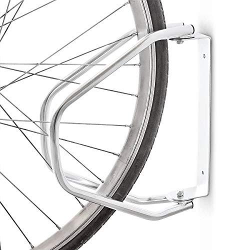 Imagen de Soporte de Pared Para Bicicletas Relaxdays por menos de 15 euros.