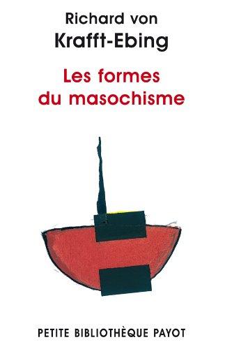 Les Formes du masochisme