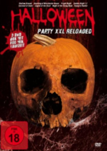 Halloween - Party XXL Reloaded [3 DVDs]