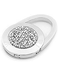 taeshy Original Handtaschenhalter glam charms comet crystals by Swarovski® - Handmade in Germany.
