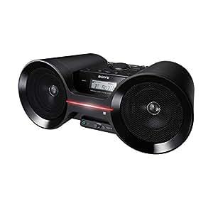 Sony ZS-BTY52 portable Boombox (FM-Tuner, Bluetooth, USB) schwarz