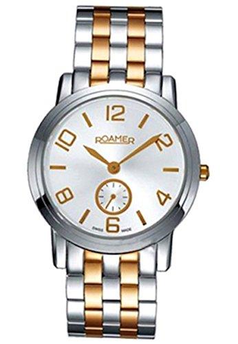 Roamer 202858401420_wt Reloj de pulsera para hombre