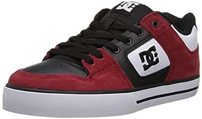 DC Shoes Pure, Baskets mode homme Black Size: 6