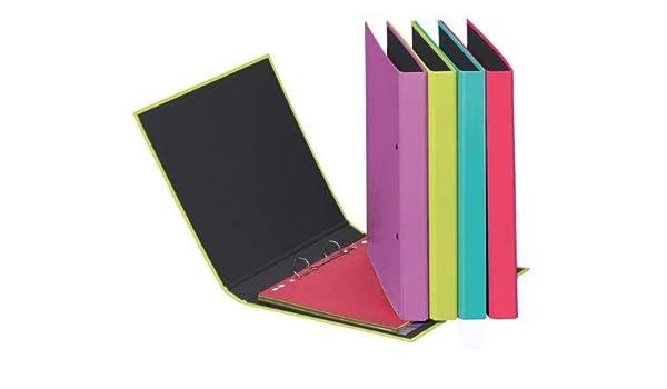 PAGNA Ringbuch Basic Colours DIN A5 2Ringe PP grün