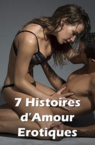7 Histoires d'amour érotiques par  Robin Green Alfaic