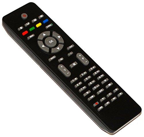 Aerzetix - DIS236 - Fernbedienung Fernbedienungen TV kompatibel mit  Telefunken Vestel Finlux RC-4865 RC4865