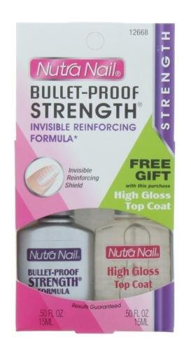 Nutranail Bullet proof - Résistance de qualité professionnelle 11 ml