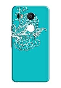 Google Nexus 5X Hard Case Kanvas Cases Premium Quality Designer 3D Printed Lightweight Slim Matte Finish Back Cover for Google Nexus 5X