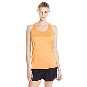 Under Armour Damen Tech Tank – Twist Sportshirt aus superweichen UA Tech-Material, schnell trocknendes Funktionsshirt