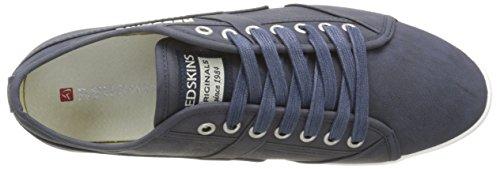 Redskins Zivol Herren Sneaker Blau - Blau (Marineblau)